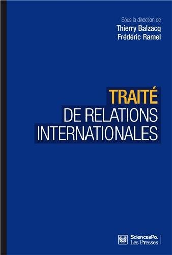 Couvertue - Traité de relations internationales