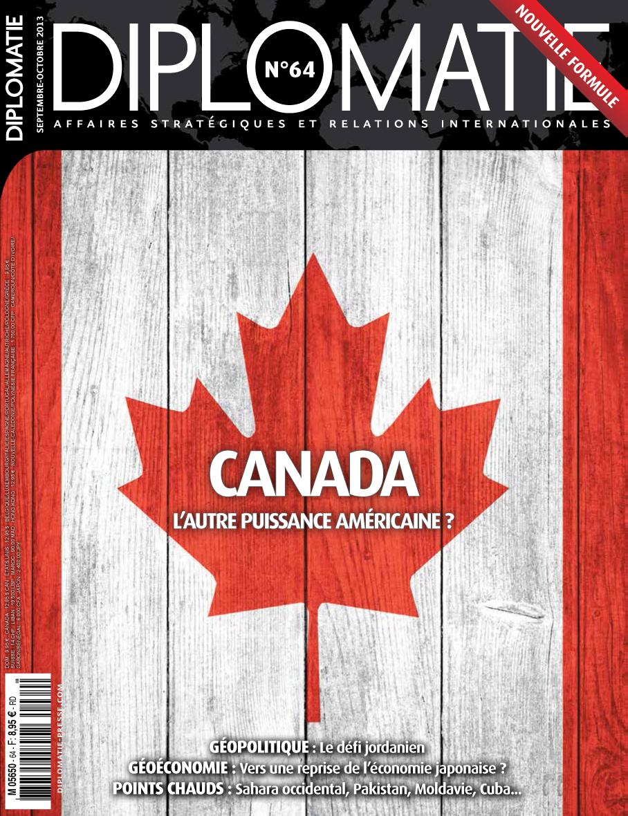 Page couverture - Diplomatie