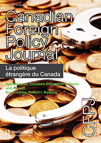 Image - Canadian Foreign Policy Journal