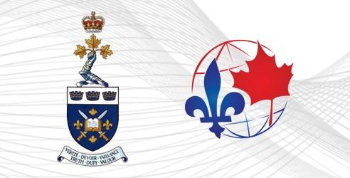 Logo du Collège militaire royal de Saint-Jean et du CIRRICQ